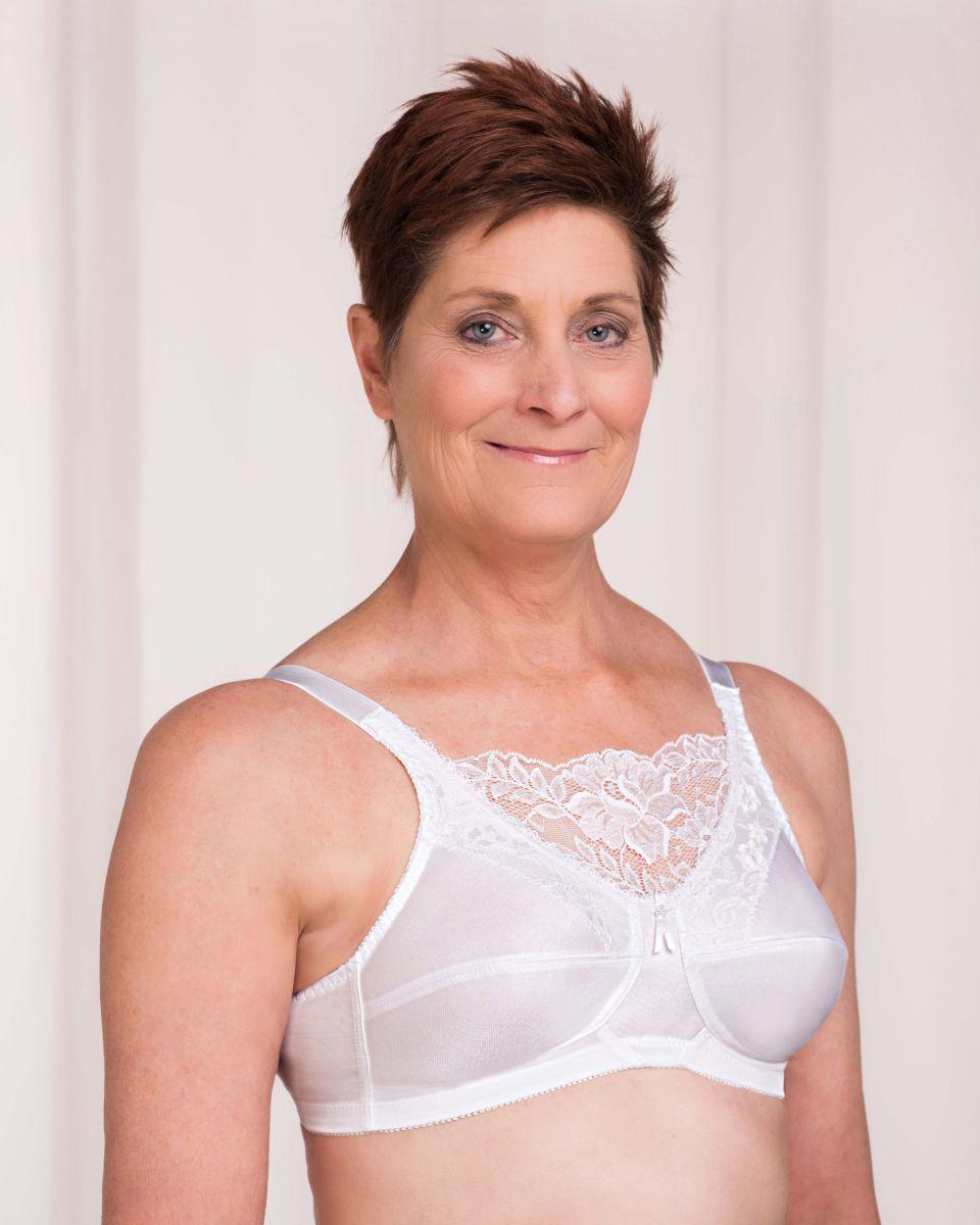 83a6350e08f6f Jessica Post-Mastectomy Camisole Bra - Bravelle
