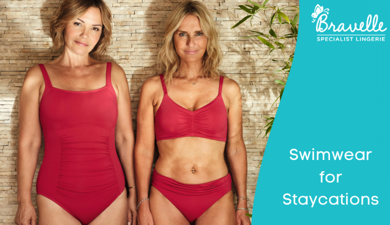 Swimwear for Staycations