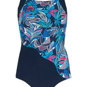 Nicola Jane, S301 Ultimate High Neckline Post Mastectomy Swimsuit