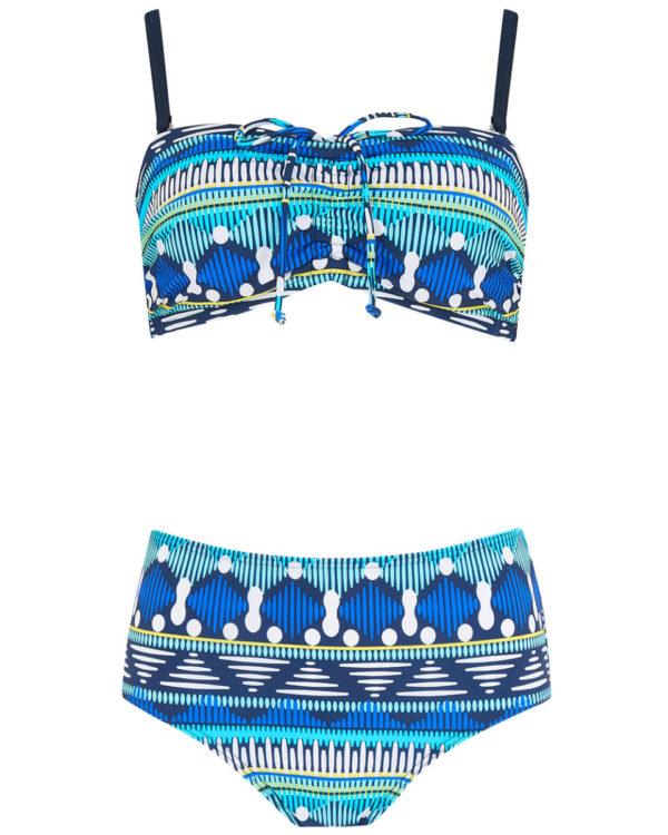 Nicola Jane S307 Multi Way Post Surgery Bikini