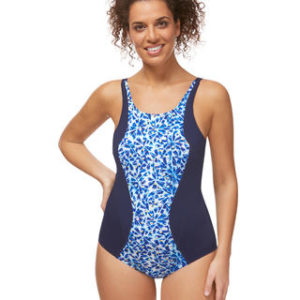 Amoena, Ice Flowers Chlorine Resistant Swimsuit